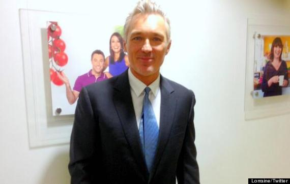 Martin Kemp Reveals Distinguished Grey Haired Look On