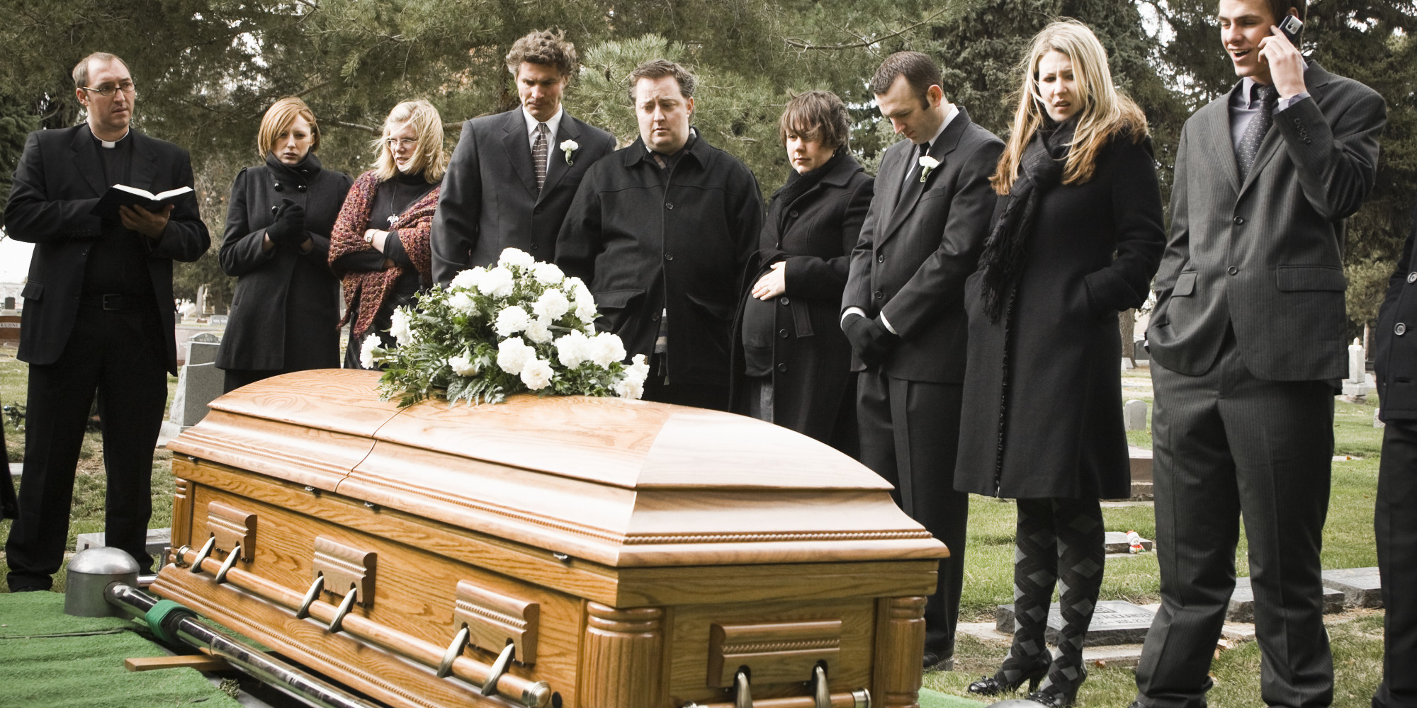 Unusual Funeral Ceremony Requests On The Rise Including