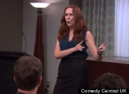 WATCH: Catherine Tate Returns To 'The Office'