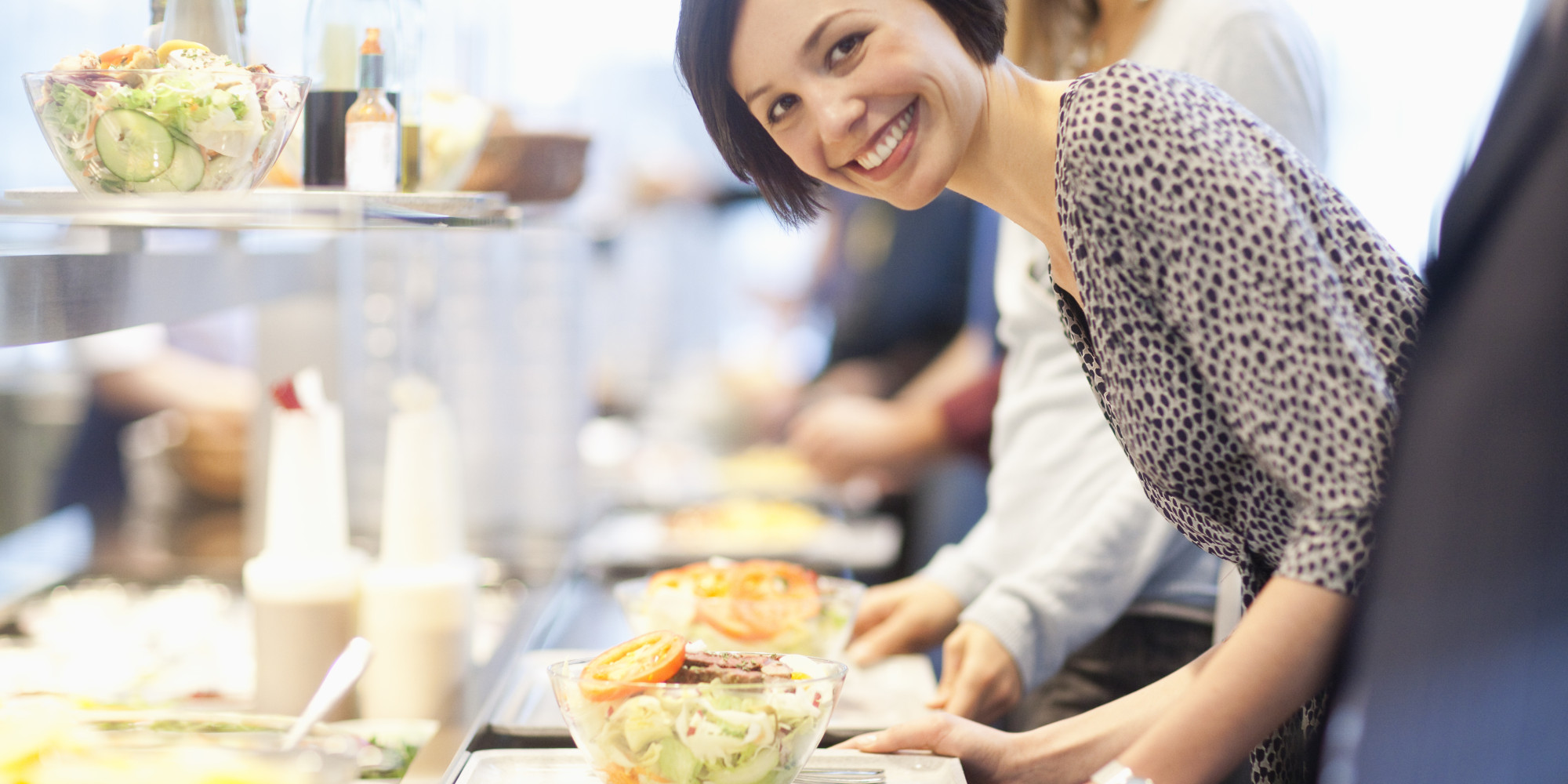 5 id es pour mieux manger en entreprise for Idee pour entreprise