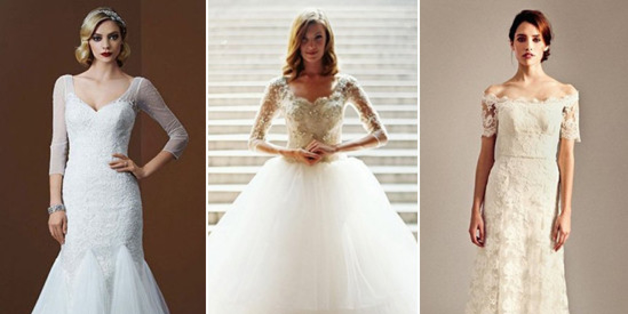 40 Winter Wedding Gowns So Gorgeous, You Won't Even Mind The Cold ...