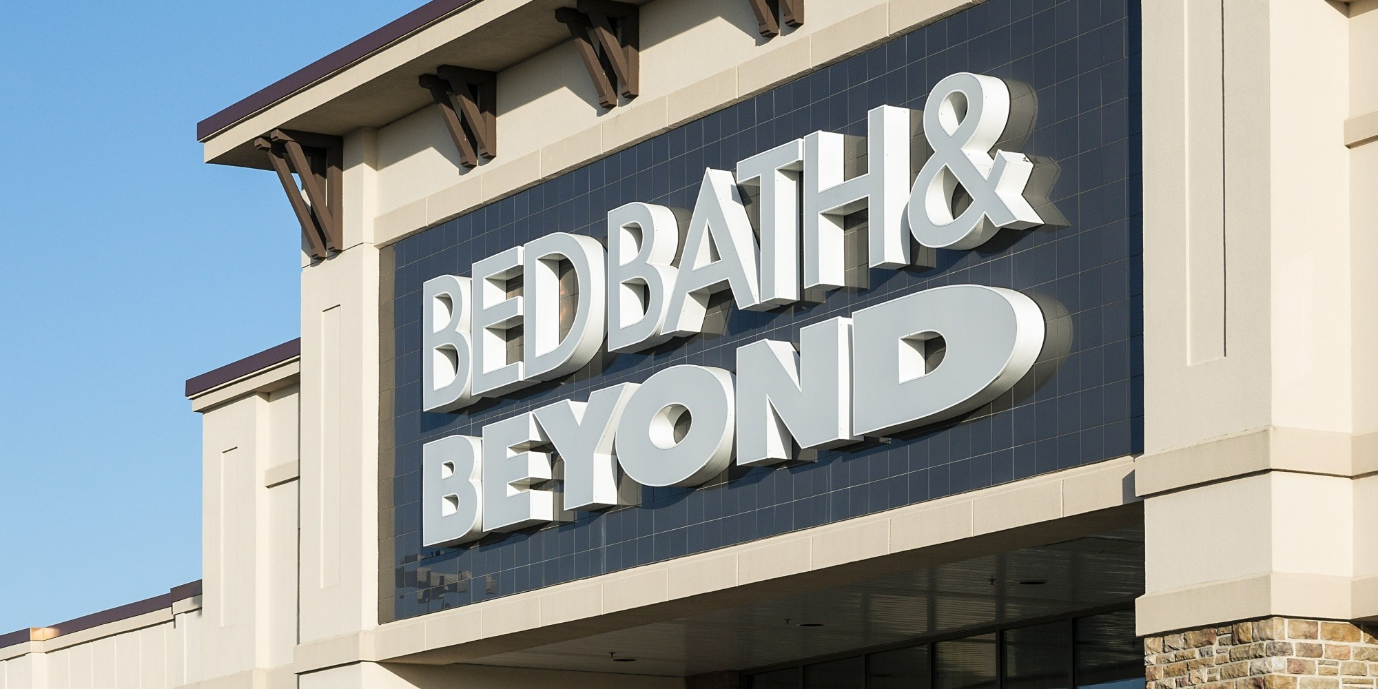 At Bed Bath & Beyond General News Huffington Post UK BrunchNews #266CA5
