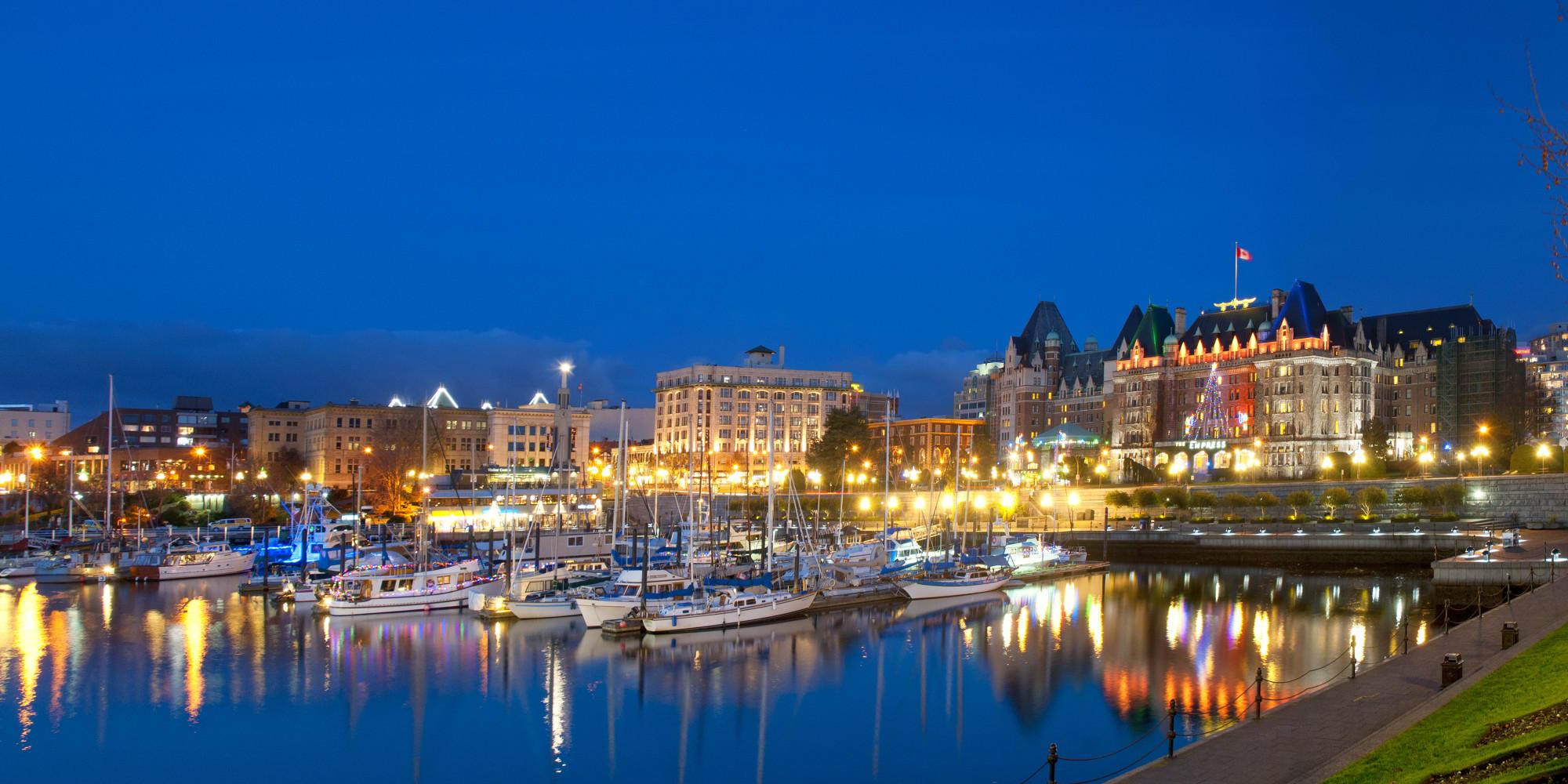 Victoria (BC) Canada  City pictures : Victoria Is Canada's Most Romantic City: Amazon