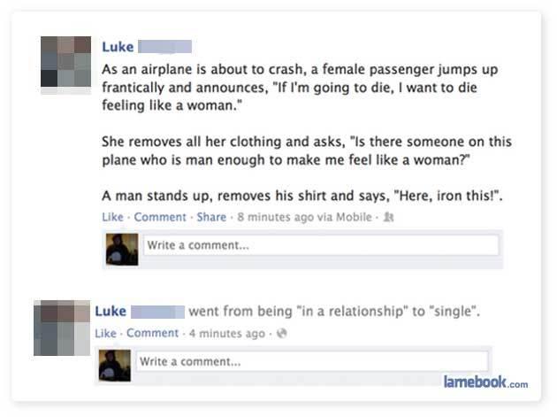 Image result for public breakups social media