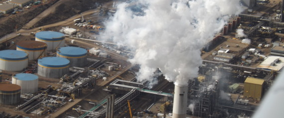 alberta oilsands health risks
