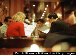 The Worst People To Sit Near In A Restaurant
