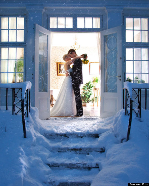 10 reasons to love winter weddings huffpost the ambiance around a winter wedding is equivalent to that of the first winter snowfall its magical and very romantic junglespirit Images