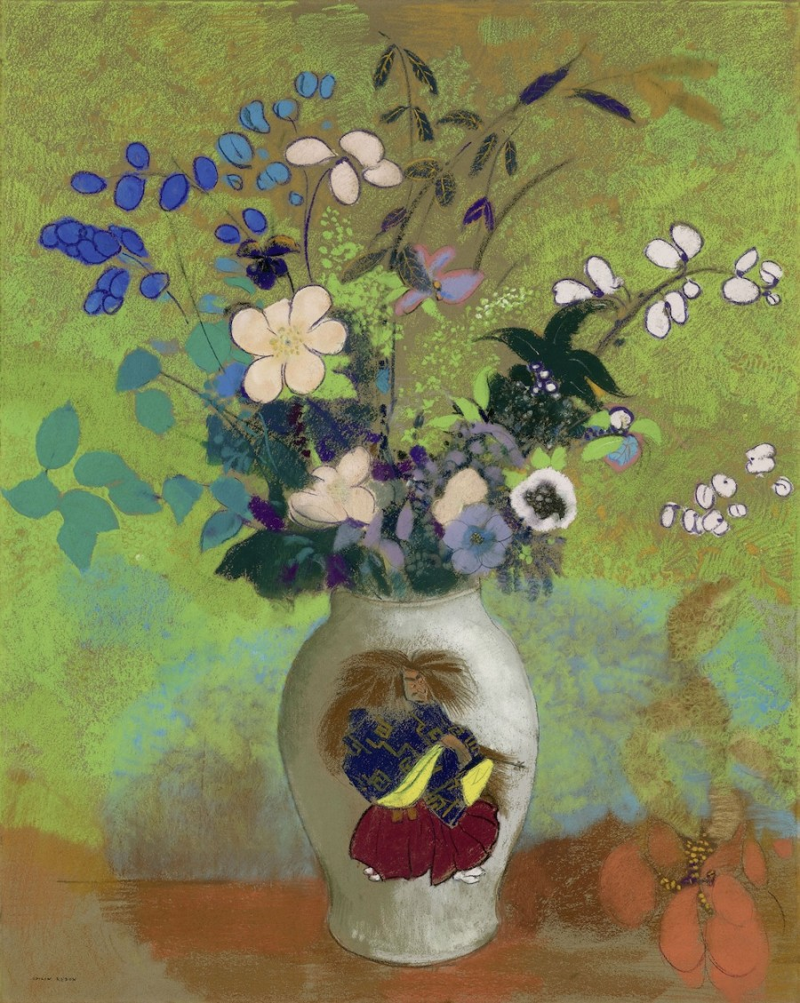 Odilon Redon Goes On View In Switzerland, Remains As Dreamy As Ever ...