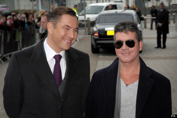 david walliams simon cowell
