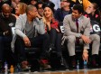 Seattle Seahawks Quarterback Russell Wilson Makes Friends With Beyonce And Jay Z