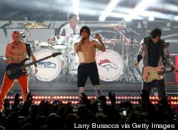 Les Red Hot Chili Peppers au Festival d'été de Québec