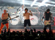 Red Hot Chili Peppers Didn't Bother To Plug In Guitars At The Super Bowl (UPDATE)