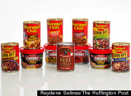 Taste Test: The Only Canned Chili Worth Trying