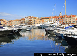 A Long Weekend in St Tropez