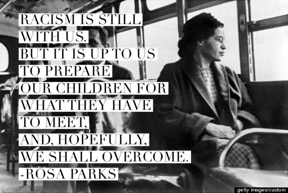 Happy 101st Birthday Rosa Parks Huffpost