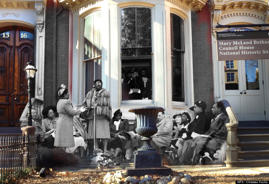 Then And Now Photos Will Completely Change How You See These Iconic Black History Locations Huffpost