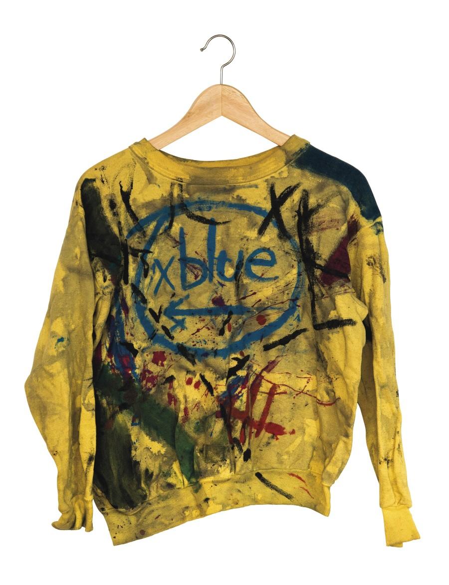 Maglietta opera di Basquiat