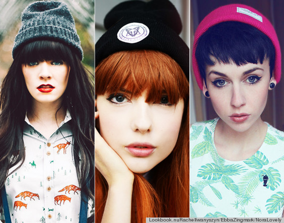 5 Ways To Wear A Beanie Hat Without Trying Too Hard Huffpost Life