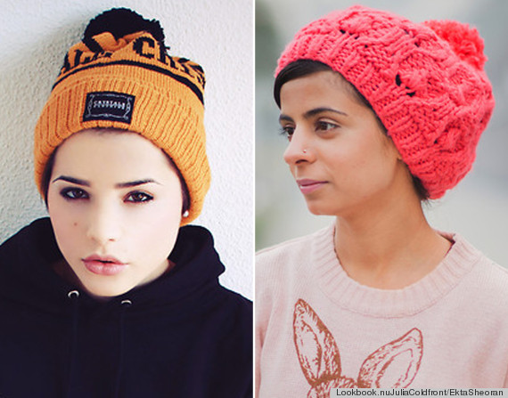 How To Wear Sports Beanies