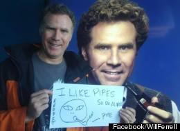 The Best Of Will Ferrell's Classy Reddit AMA