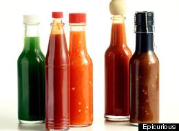 Hot Sauce Taste Test