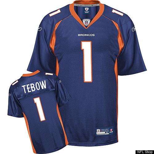 Tim Tebow Broncos Jersey
