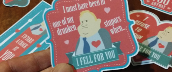 ROB FORD VDAY