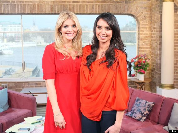 holly willoughby myleene klass