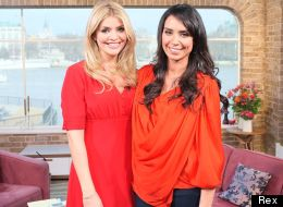 Christine To Host 'This Morning' With Holly