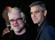 George Clooney Comments On Philip Seymour Hoffman's Death