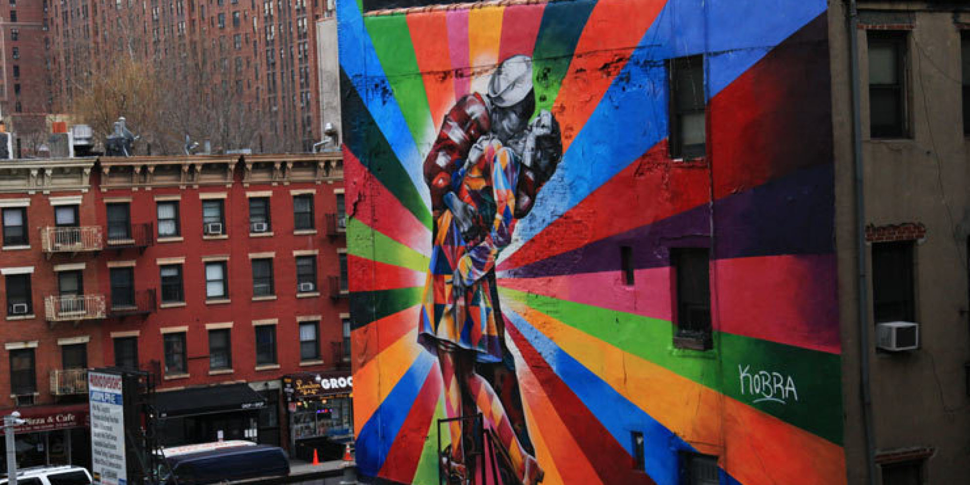 The Power Of Color In Street Art