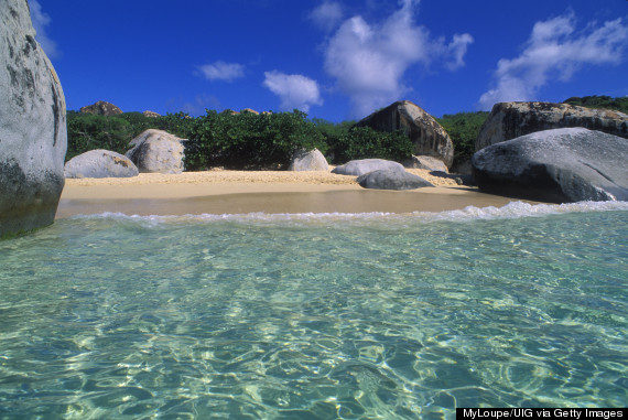 the baths virgin gorda  The 11 Best Caribbean Beaches o THE BATHS VIRGIN GORDA 570