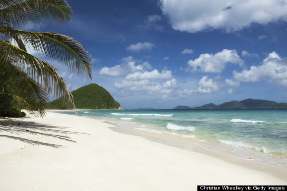 long bay tortola  The 11 Best Caribbean Beaches o LONG BAY TORTOLA 570