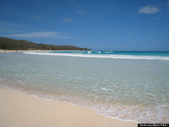 playa flamenco culebra  The 11 Best Caribbean Beaches o PLAYA FLAMENCO CULEBRA 570