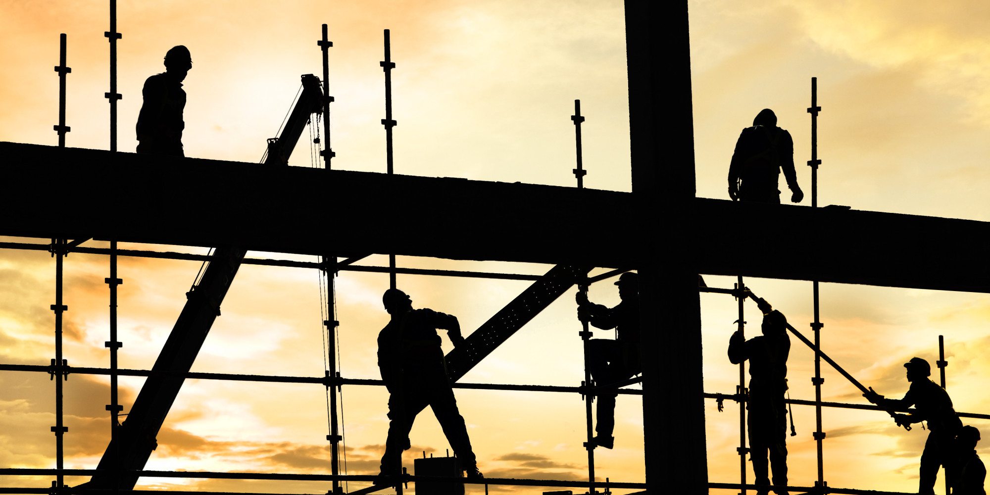 Building Construction Workers : Canada building permits take an unexpected dive