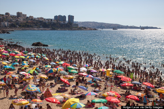 Chile Beach Towns The Best Beaches In World