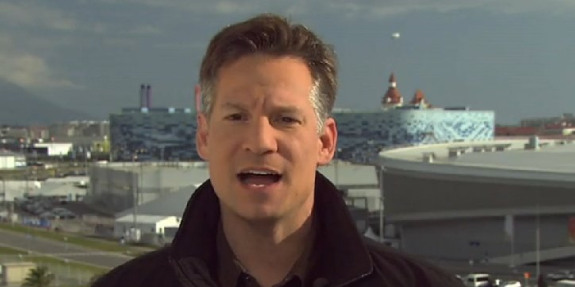 NBC News Richard Engel My Computers Cellphone Were