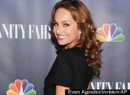 Giada De Laurentiis Gets 'Grilled' On Judging, Booze And Vegas