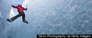 GLACIER ICELAND CLIMB