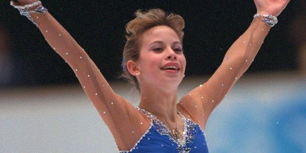 Unforgettable U S Olympic Female Figure Skaters