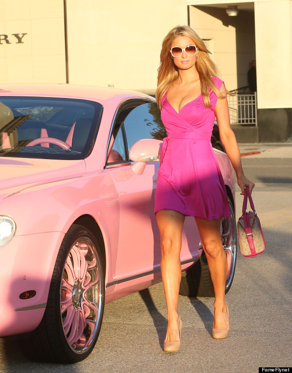 paris hilton barbie