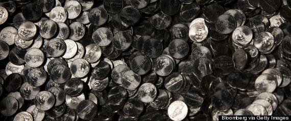 nickels us mint