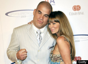 Tito Ortiz Arrested Felony Jenna Jameson