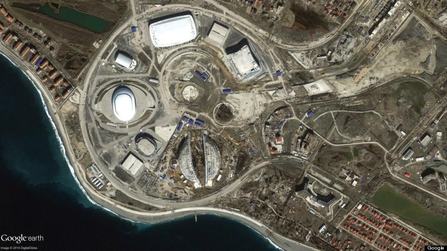 sochi olympics march 2013