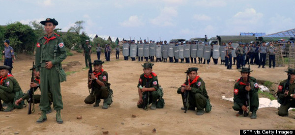 More Deaths in Burma -- And More Official Indifference