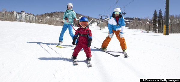 Kids On Skis At 15 Months? Head To Gerlos And The Kinderhotel Kröller