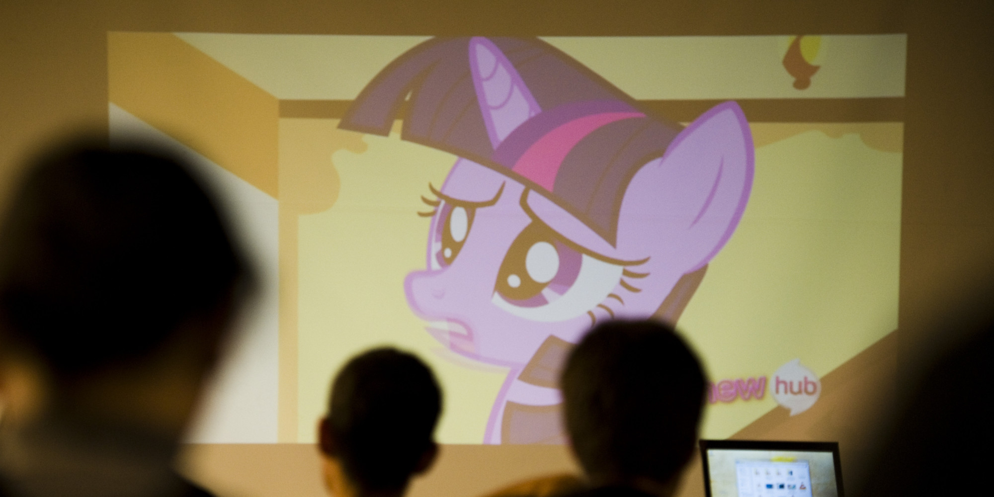 Birth of a 39 brony 39 a queer man watches my little pony huffpost for Little pony watches