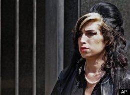 Amy Winehouse Falls