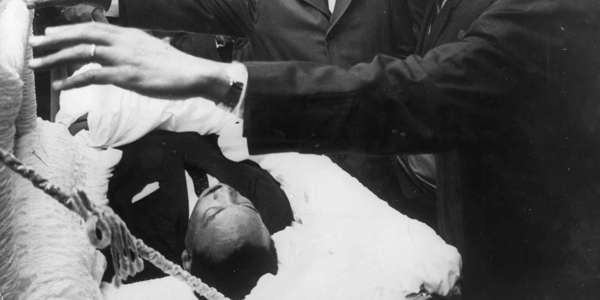 Martin Luther King Jr Dead Pictures Short Film Explores Ho...