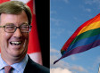 Ottawa Mayor's Reaction To Jab At Olympic Pride Flag Is Priceless